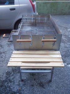 Barbecue a carbonella usato parma bakeca parma for Arredamento usato parma