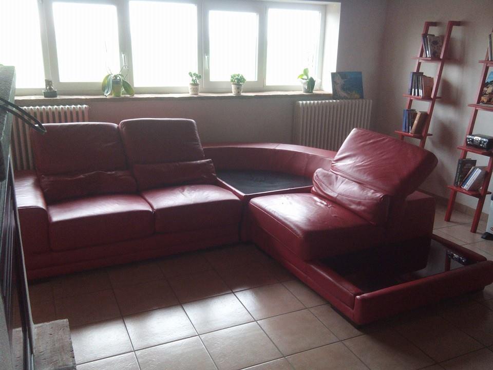 divano dondi salotti in pelle usato | Bakeca Parma